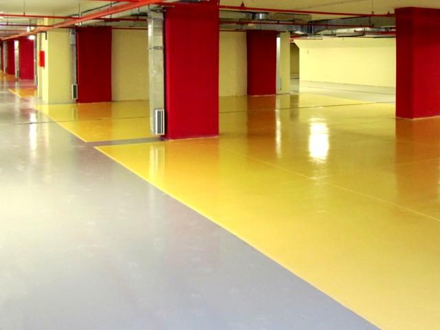Epoxy premaziZaštitno i estetsko premazivanje podova u industrijskim objektima, proizvodnim halama, magacinskim prostorima, garažama... Zadovoljava zahteve HACCP normi